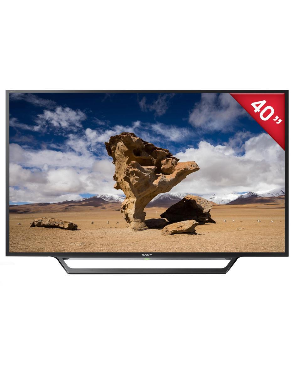 Pantalla Sony Full HD 40 Pulgadas KDL-40W650D